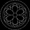 丸に六つ丁字