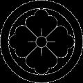 丸に四方花菱